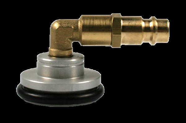 Bremsadapter Vario, Wechseldichtsatz, Winkel, 37 mm