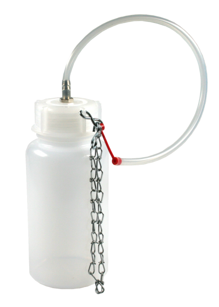 Auffangflasche für Bremsflüssigkeit, 1000 ml
