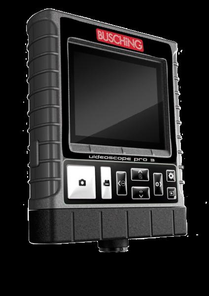 "Endoskop ""Pro3"" mit Kamerasonde, 4-Wege, Particle-free, Boost, 3 m, 6 mm"