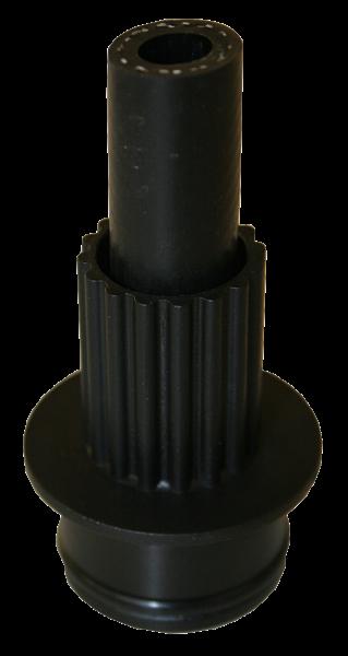 Anschlußnippel, PVC