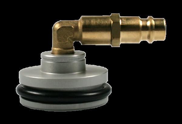 Bremsadapter Vario, Wechseldichtsatz, Winkel, 42 mm