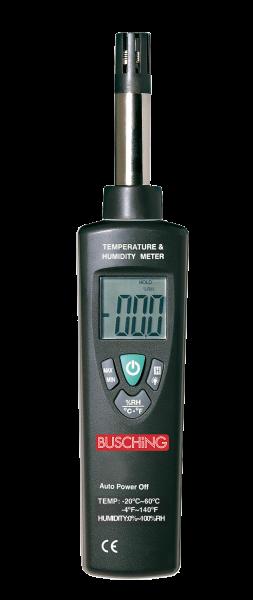 Temperatur- und Luftfeuchtigkeitsmessgerät