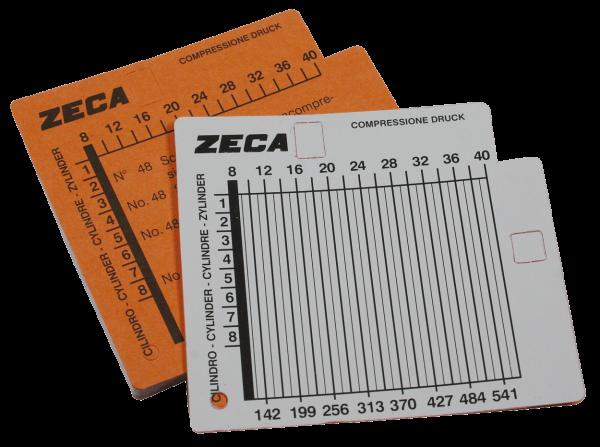 Ersatzdiagrammblätter für ZA-363