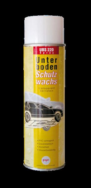 Unterbodenschutz-Wachs, Spray, 500 ml