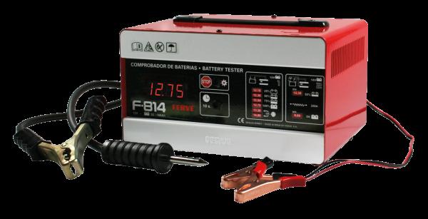 Batterietester mit Belastung, 250 A