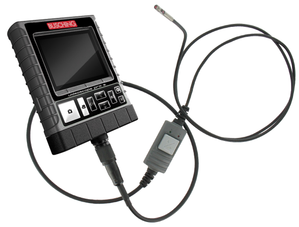 "Endoskop ""Pro3"" mit Kamerasonde, 2 Kameras, Boost, 4,9 mm"