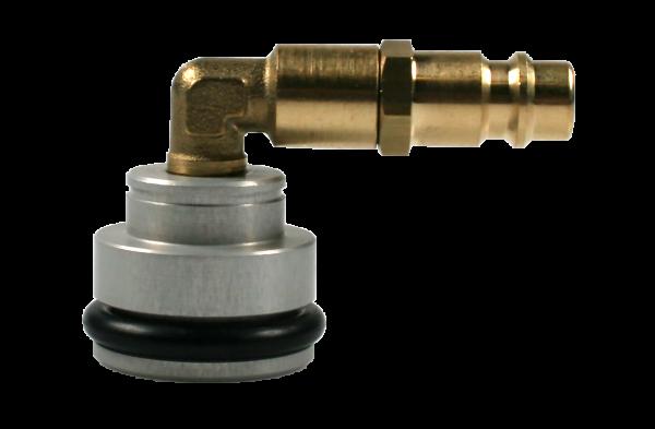Bremsadapter Vario, Wechseldichtsatz, Winkel, 30 mm