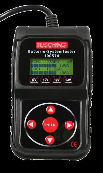 Batterietester und Ladesystemprüfgerät, 230 Ah
