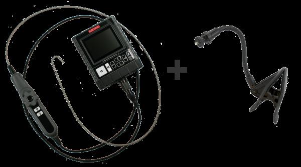 """Endoskop """"Pro3"""" mit Halterung, 1-Weg, Boost, 4,5 mm"""