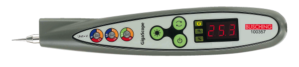 "Multi-Logikprüfspitze ""GigaScope"""