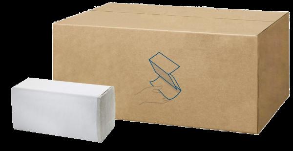 Handtuchpapier, Natur, 5.000 Blatt