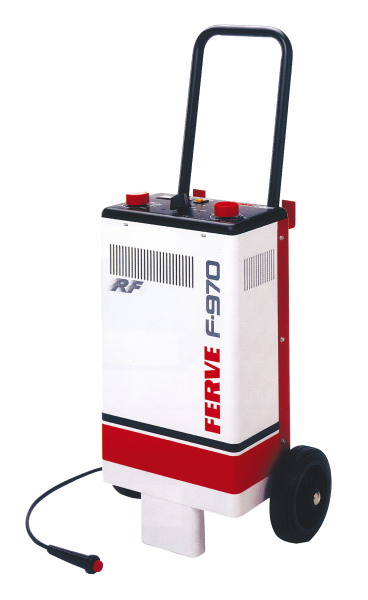 Batterieschnellladegerät, 12 / 24 V, Starthilfe 450 A, Ripple free