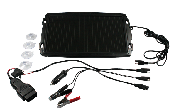 "Solar-Batterieschutz ""Trickle"", 12 V / 4 W"