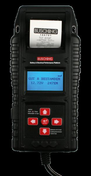 Batterietester (auch Start-Stopp) und Ladesystemtester