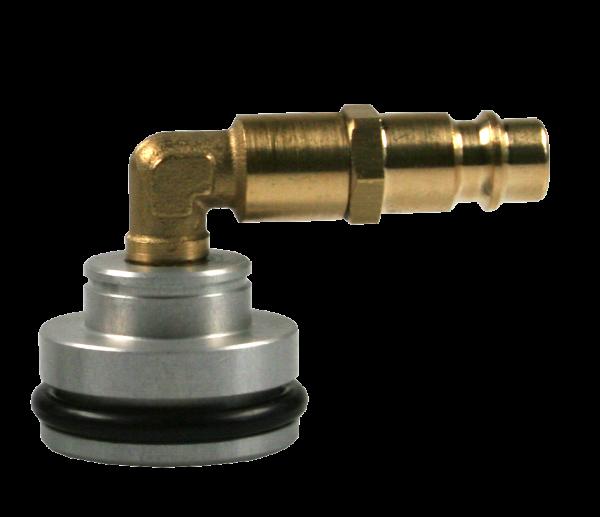 Bremsadapter Vario, Wechseldichtsatz, Winkel, 33 mm