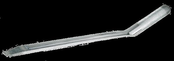 Montiereisen mit 30° Rändelgriff, 54 cm