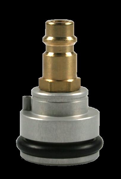 Bremsadapter Vario, Wechseldichtsatz, 30 mm