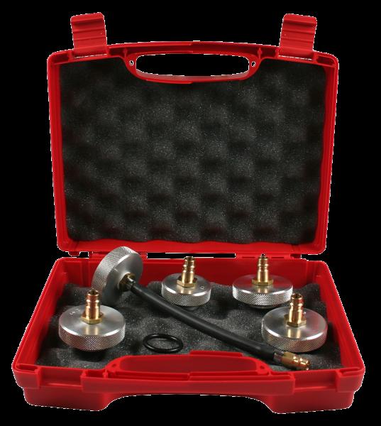 Adapterkoffer 2 für Bremsenentlüfter