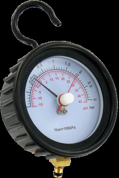 Manometer für Turbodruck