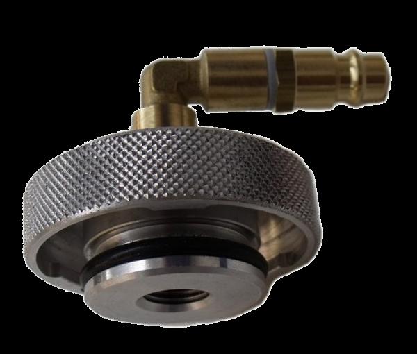 Bremsadapter Bajonett, Winkel, 34 / 35 mm