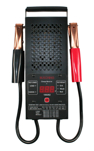"Batterietester, digital ""Automatic"""