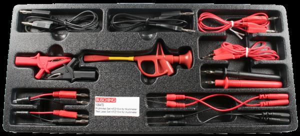 Prüfmittel-Set KFZ15/4 für Multimeter