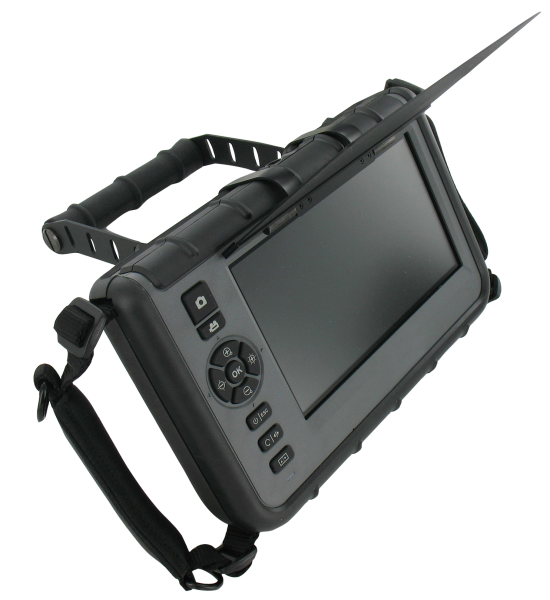 "Endoskop ""Pro3""X mit Kamerasonde, 4-Wege, Particle-free, Boost, 1 m, 6 mm"