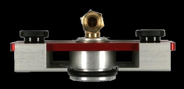 Bremsadapter Variabel, 133 mm, Winkel, Schieber 202