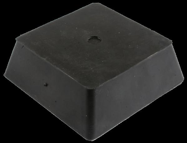 Trapez-Gummiblock, 150 x 150 x 50 mm, universal, für autop- und J.A. Becker-Hebebühnen