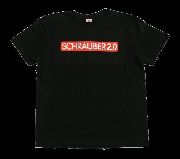 Comfort T-Shirt, Schrauber2.0, schwarz, XXL