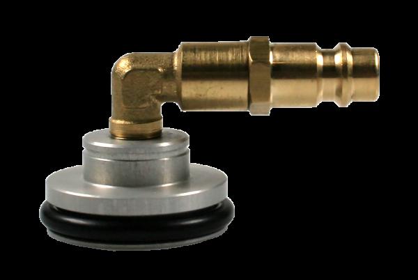 Bremsadapter Vario, Wechseldichtsatz, Winkel, 36 mm