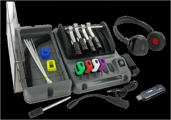 Bluetooth®-Ultraschall-Geräusch und -Lecksuchgerät