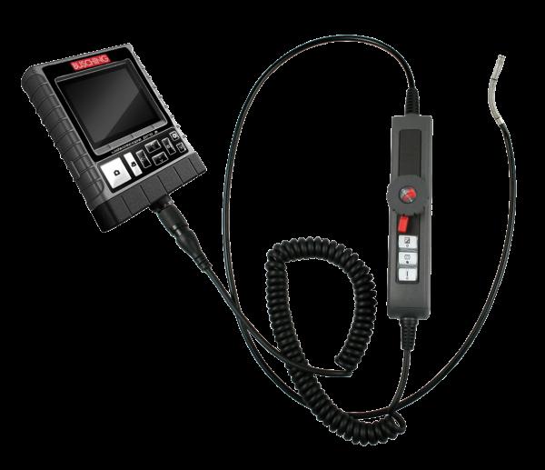 "Endoskop ""Pro3"" mit Kamerasonde, 2-Wege, HD, Particle-free, Boost, 6 mm"