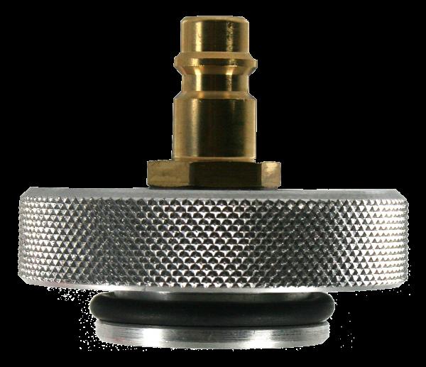 Bremsadapter Bajonett, 33 mm